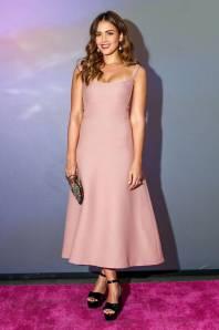 Jessica Alba in Dior al 'Nylon Beauty Innovator' awards, New York