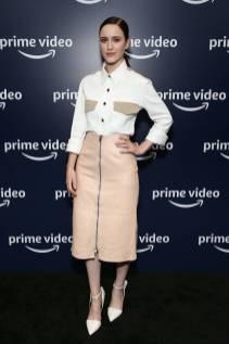 Rachel Brosnahan all'Amazon 'The Marvelous Mrs. Maisel' TCA Summer Press Tour, Los Angeles