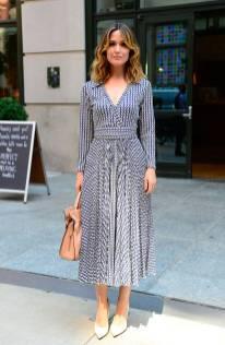Rose Byrne in Maison Valentino,NY