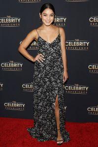 Vanessa Hudgens al The Celebrity Experience,California
