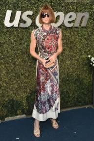 Anna Wintour all'USTA Opening Night Gala, New York