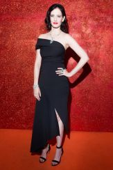 Eva Green al party della Bulgari exhibition al Kremlin Museum, Russia.