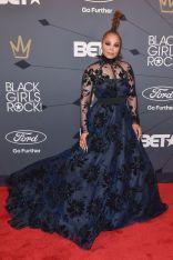 Janet Jackson al Black Girls Rock! red carpet ,New Jersey.