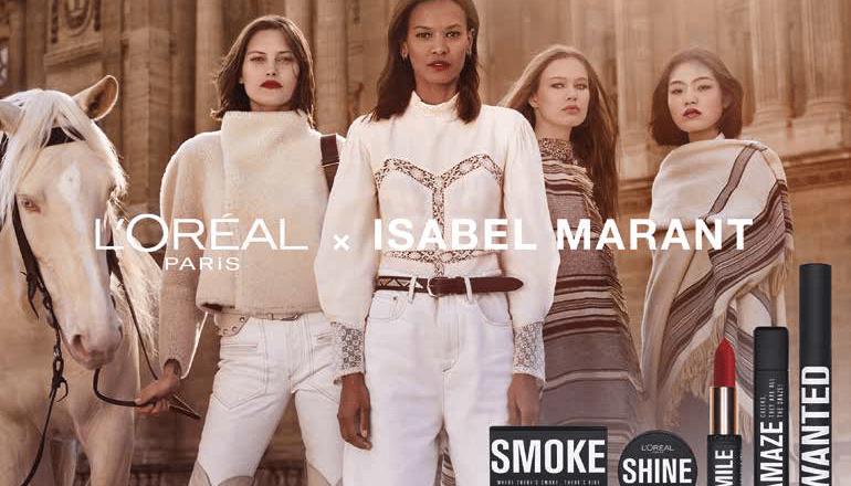 L'Oréal Paris X Isabel Marant