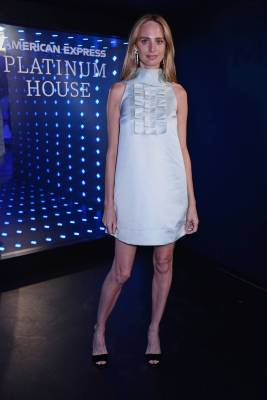 Lauren Santo Domingo all'ALEXACHUNG after-party with American Express, London