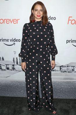 Maya Rudolph alla Forever New York premiere