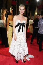 Nicky Hilton Rotschild al Harper's Bazaar Icons party durante la New York Fashion Week
