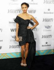 Thandie Newton al Variety x Women In Film's 2018 pre-Emmys celebration, California