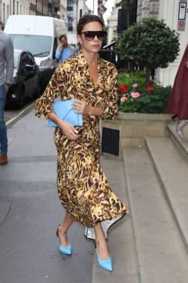Victoria Beckham in Victoria Beckham, London