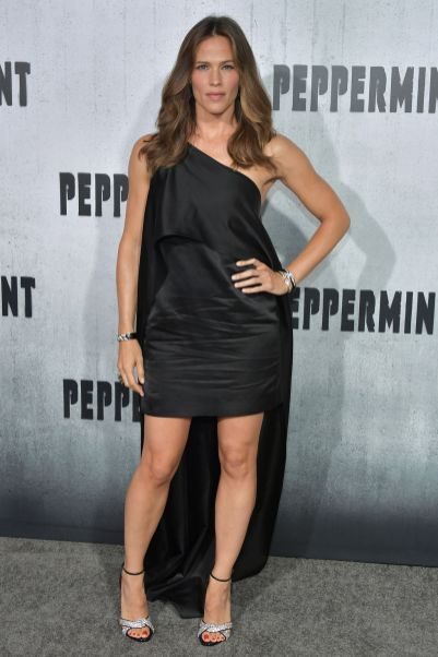 Jennifer Garner in Rami Kadi alla premiere of Peppermint,LA