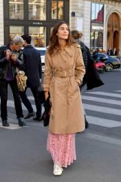 Alexa Chung alla Paris Fashion Week