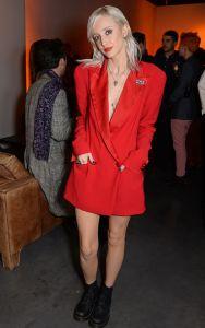 Andrea Riseborough al Persol & BFI London Film Festival Awards party