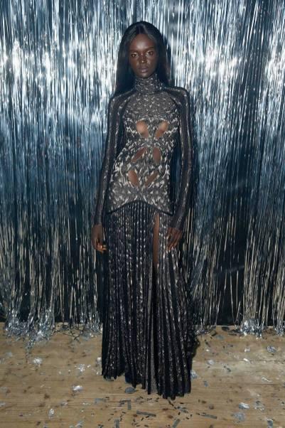 Duckie al L'Oreal x Isabel Marant party, Paris Fashion Week