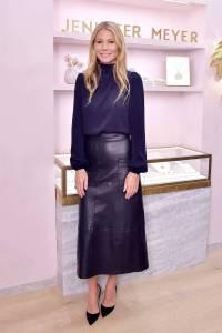 Gwyneth Paltrow al Jennifer Meyer Store Opening, California