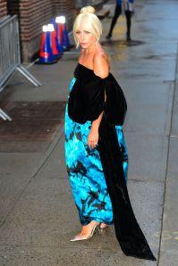 Lady Gaga in Marc Jacobs al tour promozionale di A Star Is Born, New York