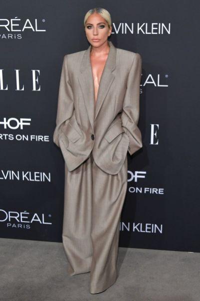 Lady Gaga in Marc Jacobs all'ELLE Women, Hollywood
