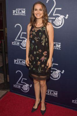 Natalie Portman alla Vox Lux premiere, Texas