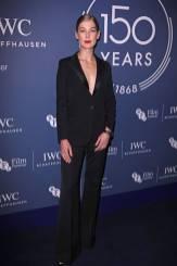 Rosamund Pike in Stella McCartney all'IWC Schaffhausen Gala Dinner in honour of the BFI, London