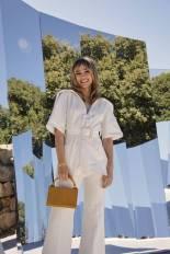 Suki Waterhouse al Pandora Reflexions launch, Nice