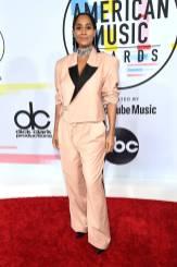Tracee Ellis Ross agli American Music Awards, Los Angeles