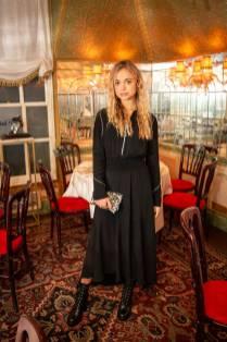 Amelia Windsor alla Gianvito Rossi dinner, London
