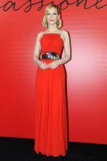 Cate Blanchett in Giorgio Armani all'Armani Si Passione Perfume event