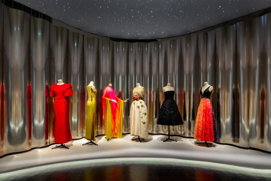 70 anni di Dior Haute Couture in mostra a Denver