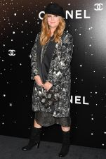 Drew Barrymore al Film Benefit A Tribute To Martin Scorsese at the Museum of Modern Art,New York.