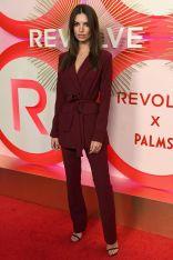 Emily Ratajkowski in L'Academie ai Revolve awards