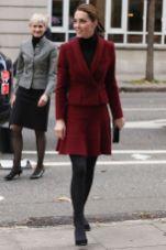 La Duchessa di Cambridge in Paule Ka all'UCL