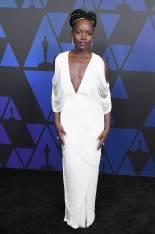 Lupita Nyong'o in Tom Ford ai The Governors Awards, Hollywood