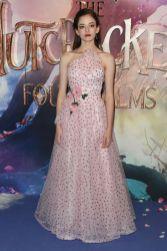 Mackenzie Foy in Rodarte alla 'The Nutcracker and the Four Realms' Premiere, London