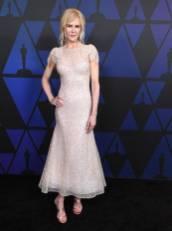 Nicole Kidman in Rodarte ai The Governors Awards, Hollywood