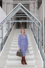 Pixie Geldof al Selfridges Launch The Brasserie Of Light, London