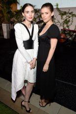 Rooney and Kate Mara all'Animal Equality Inspiring Global Action Gala