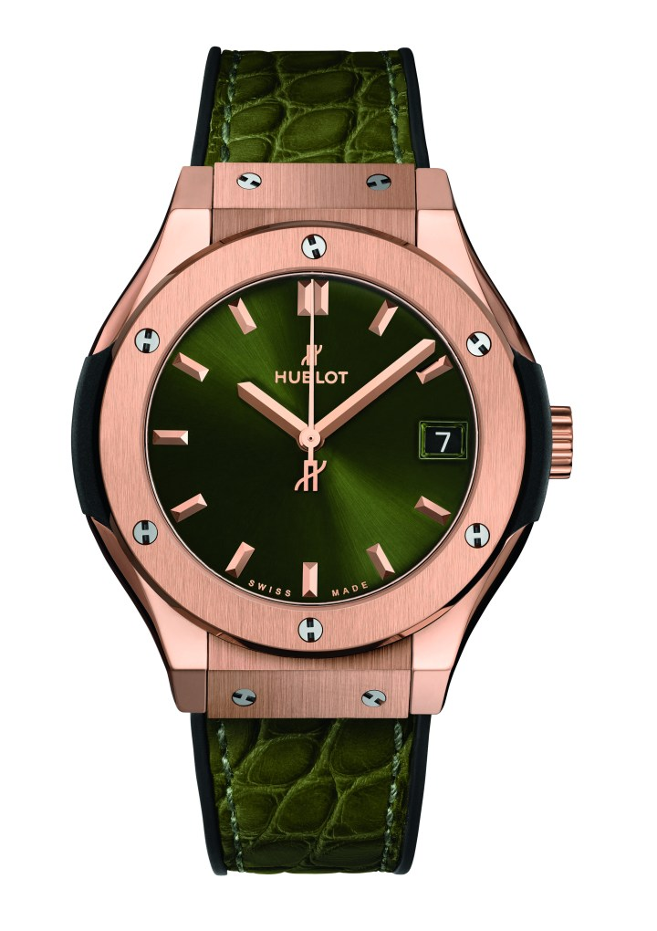Hublot for Christmas: i regali per lei e per lui