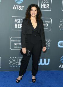 America Ferrera ai 2019 Critics' Choice Awards