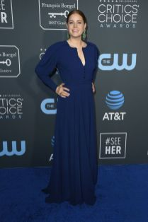 Amy Adams ai 2019 Critics' Choice Awards