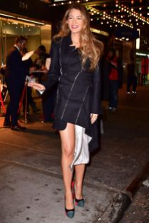 Blake Lively, New York