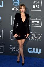Elizabeth Olsen ai 2019 Critics' Choice Awards
