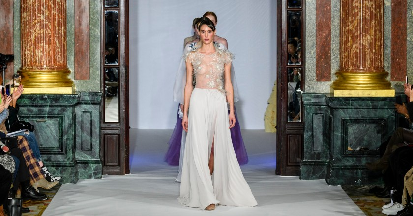 LA METAMORPHOSE sfila alla Paris Haute Couture