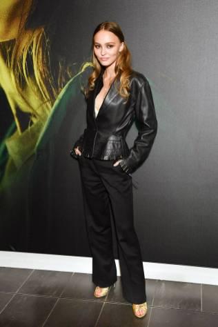Lily-Rose Depp in Chanel alla Les Fauves Premiere, Paris