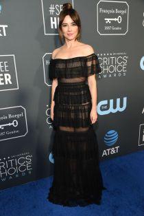 Linda Cardellini in Zuhair Murad ai 2019 Critics' Choice Awards