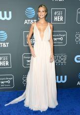Poppy Delevingne ai 2019 Critics' Choice Awards