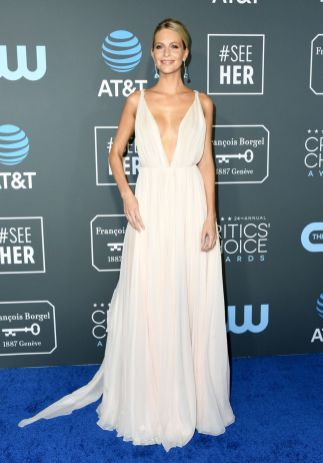 Poppy Delevingne ai 2019 Critics' Choice Awards