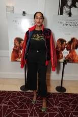 Tracee Ellis Ross in Gucci alla If Beale Street Could Talk Screening, Los Angeles