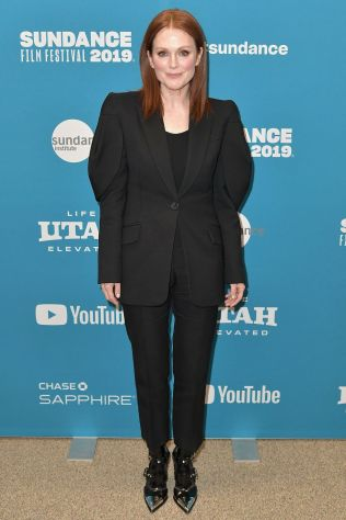 Julianne Moore all'After the Wedding premiere.