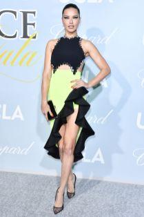Adriana Lima in David Koma al Hollywood For Science Gala, Los Angeles