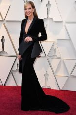 Allison Janney in Pamella Rolland agli Oscars 2019,LA