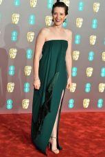Claire Foy ai BAFTAs 2019, London